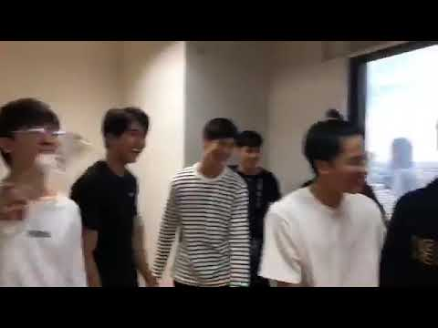 181211 LIVE [GMMTV] Krist - Singto , etc. ซ้อมคอนเสิร์ต Y I Love You Fan Party 2019 (2/2)