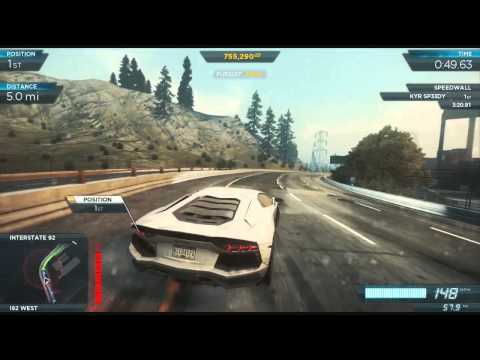 Need For Speed: Most Wanted - Gameplay Walkthrough Part 29 (NFS001)