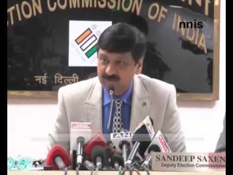 EC Briefs Media About WB, Assam Poll Violence