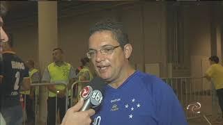 Cruzeiro invicto pega o Patrocinense