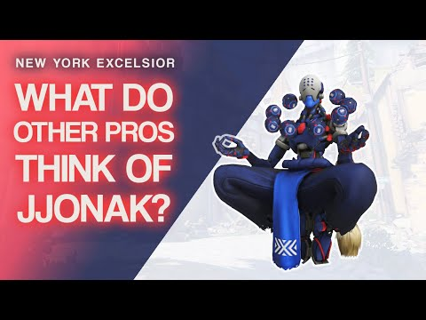 NYXL JJONAK IS HYPE