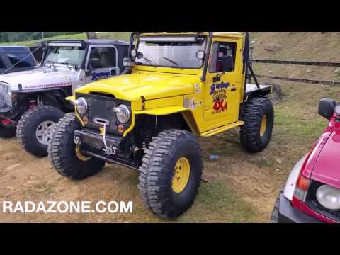 RADAZONE.COM Santiago 4x4 Off Road #1 en PR 2014