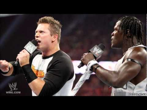 WWE:The Miz And R-Truth mash UP