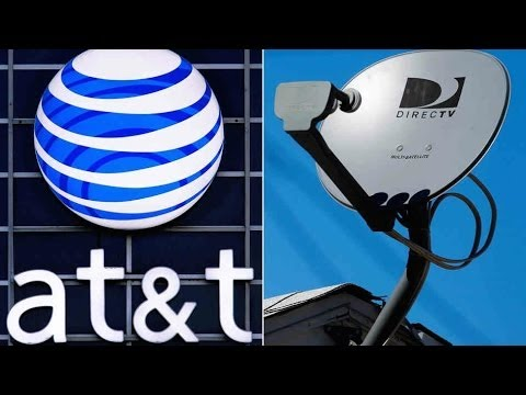 AT&T/DirecTV vs. Comcast/TIme Warner Media Merger Wars