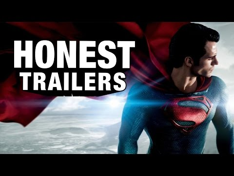 Honest Trailers - Man of Steel thumbnail