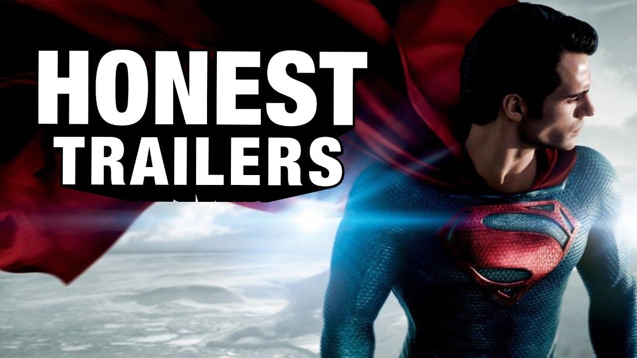 El Honesto Trailer de Man of Steel, The Walking Dead y After Earth
