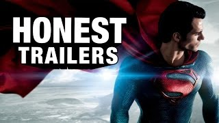 El Honesto Trailer de Man of Steel, The Walking Dead y After Earth