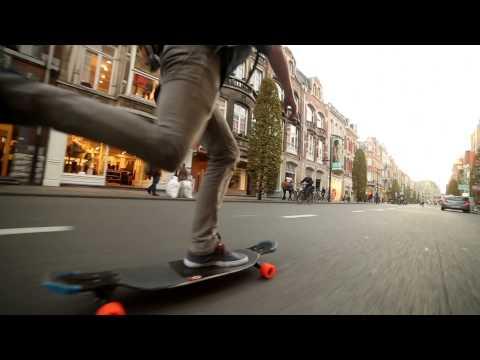 Original Skateboards Apex 37 DiamondDrop Longboard in Belgium