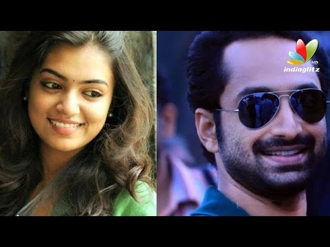 Fahad To Romance Nazriya In Blessy Film I Latest Malayalam Movie News