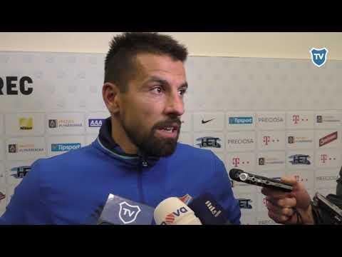 Slovan Liberec - Baník (2:1): hodnocení Milana Baroše