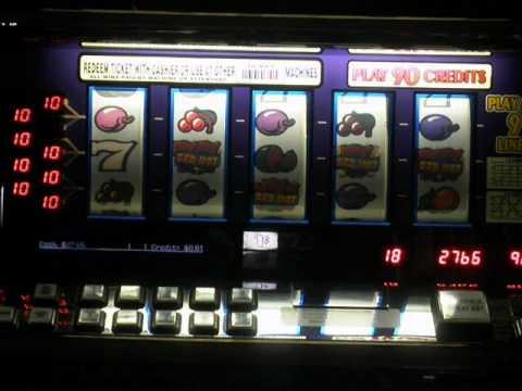 the gambler slot machine for sale