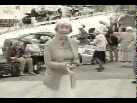 Funny Ads - Boost mobile commercial - Old people partying