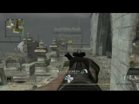 Call Of Duty 5: World At War (Wii) Team Death Match Victory! Dome (2)