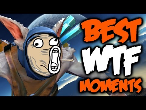 Dota 2 Best WTF Moments 2016
