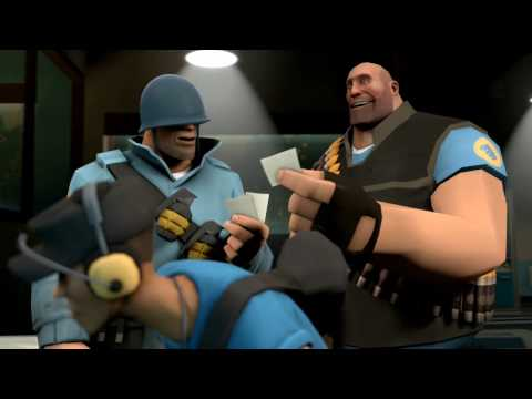 Team Fortress 2: Meet The Spy (Improved)