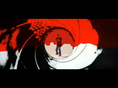 James Bond Gunbarrel Sequences 1962-2012 - Blu-Ray - [HD]