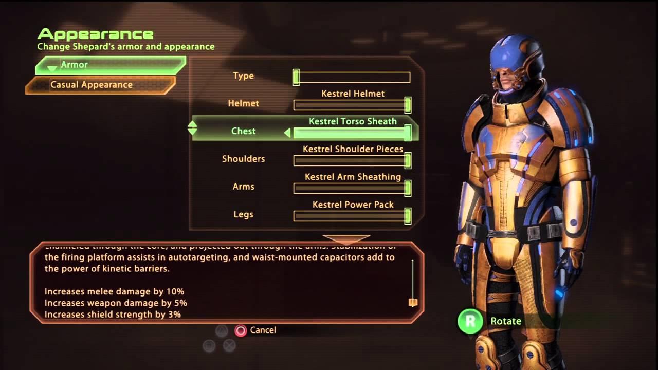 Best Mass Effect Character Build