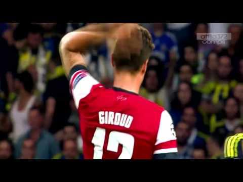 Olivier Giroud - Counting Stars |2013/14|