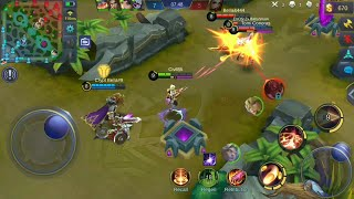 Kimmy Hero Baru Mobile Legend / Gameplay Kimy ML / Game play Kimi ML / Kimmi ML