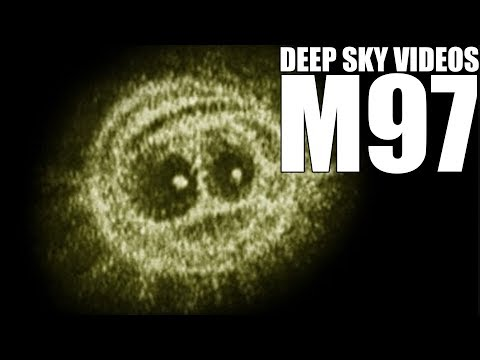 Owl Nebula (M97 or a Pokemon) - Deep Sky Videos