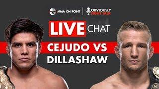 Henry Cejudo vs TJ Dillashaw, ESPN+, Nunes Won't Defend 145 Title, MMA News - Live Chat!