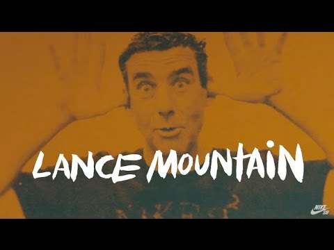 Nike SB Chronicles, Vol. 3 | Lance Mountain
