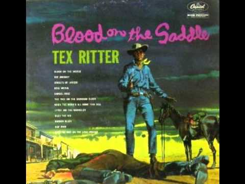 Tex Ritter - The Streets of Laredo