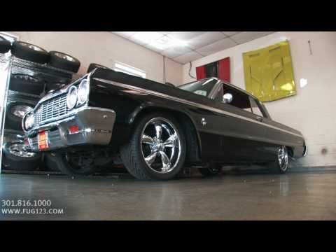 1964 Impala SS 409 FOR SALE Tony Flemings Ultimate Garage reviews horsepower ripoff complaints video