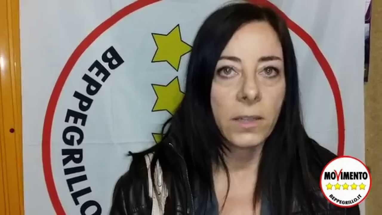 La Consigliera 5 Stelle, Cristina Rosetti (www.youtube.com)