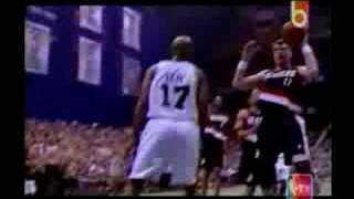 1999 NBA Playoffs: San Antonio Spurs vs Portland Trail Blazers
