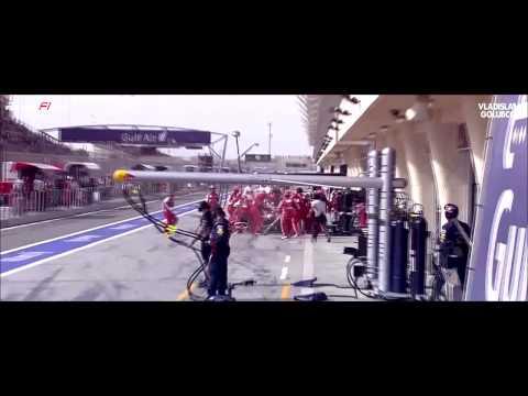 F1 2013 Bahrain Grand Prix HD