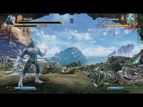 Killer Instinct Ranked Leagues #1 - AGANOS GIVES ZERO F***S!!!