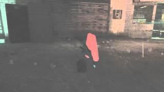 MW3 Spinning Gun Glitch