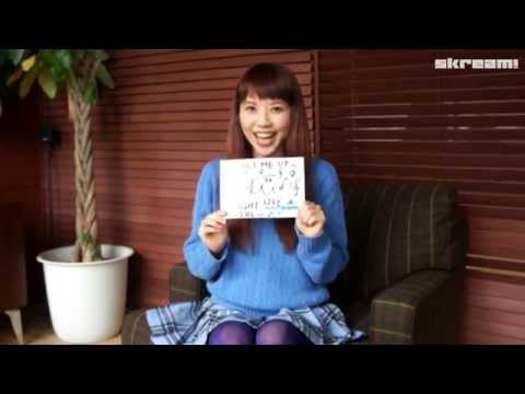 Saku『START ME UP』&『FIGHT LIKE A GIRL』リリース!―Skream! 動画メッセージ