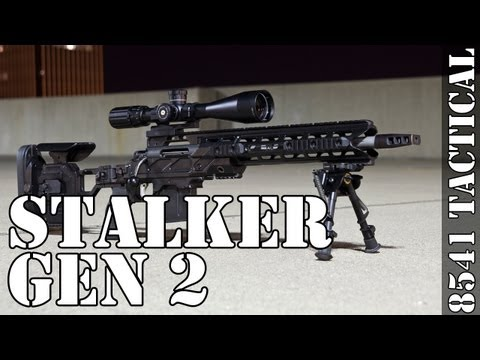 Drake Associates Stalker Gen 2 Rifle - Review