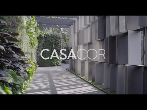 CASACOR for 30 years presents to live with quality, style and beauty!