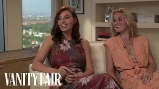 Aly and AJ Michalka Talk Post-Disney Life and New Music With 78violet - @VFHollywood