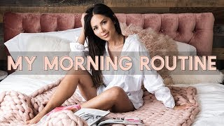 MY MORNING ROUTINE: JET LAG EDITION