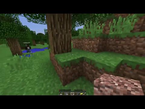 Conejovacas y árboles deformes!   MINECRAFT SURVIVAL Ep 01   Con ALFREDITO Y TF2FS