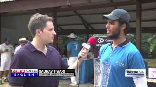 Heat Is On at Jakarta International Sixes Cricket Tournament