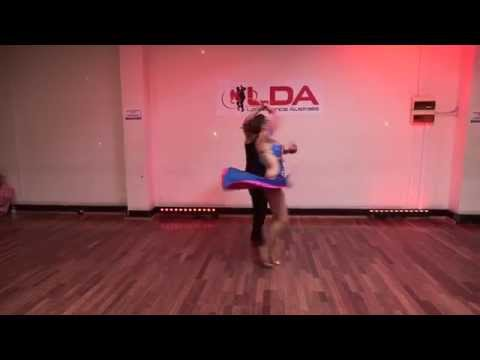LDA Party 2014-12-06 - World Latin Dance Cup 2014 Shows #6/10