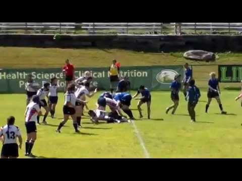 2014 WPL - NYRC vs. Atlanta Harlequins (9/21/2014)