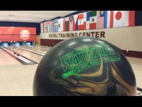 Webber Warrior Bowling Ball By Ebonite