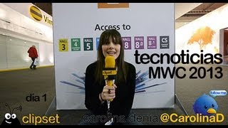 Tecnoticias Mobile World Congress 2013 día 1 (Sony Xperia Z, nokia Lumia 520, LG Optimus G, ford)