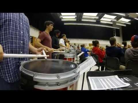 UMD Drumline 2013