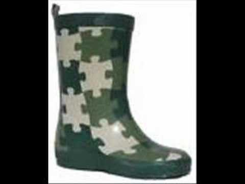 Billy Connolly - Wellie Boot Song