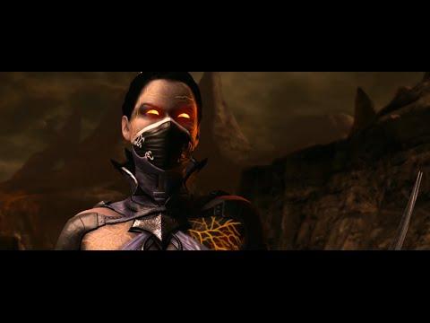 Битва с темной Китаной в Dark Empress Kitana in Challenge mode part2