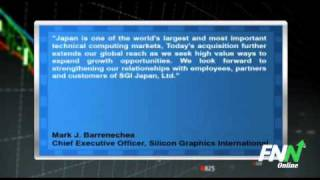 Silicon Graphics International Agreed To Acquire All Outstanding Shares Of SGI Japan