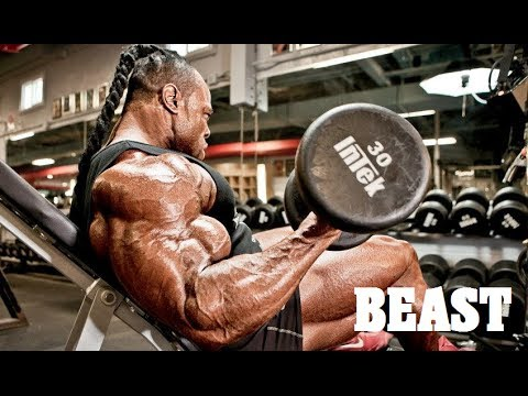 Bodybuilding Motivation - I Am The Beast (musclefactory) video