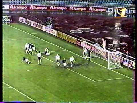 Real Sociedad (San Sebastián) - Dynamo Moscow UEFA Cup 03.11.1998